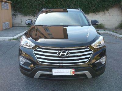brugt Hyundai Santa Fe Grand 2.2 CRDi 4WD A/T XPossible + garanzia ufficiale