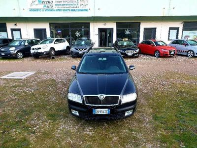 usata Skoda Octavia station wagon 1.9 tdi ambiente diesel
