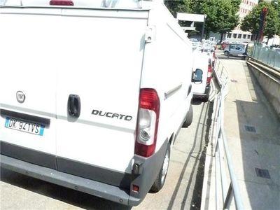 usata Fiat Ducato 33 2.3 Mjt Pc-tn Furgone Attrezzato Usato