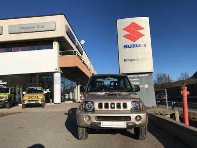 usado Suzuki Jimny 1.5 DDiS 4WD