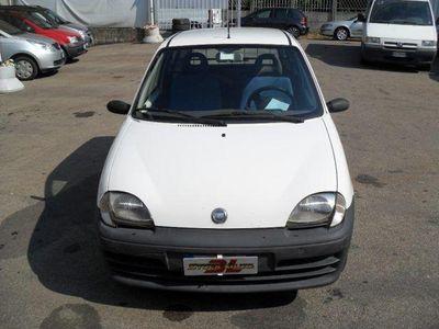 käytetty Fiat Seicento 1.1i cat Van