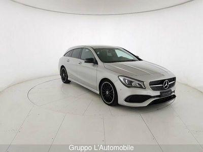 usata Mercedes 220 CLA Shooting Brake - X117 Shooting Braked Premium 4matic auto FL