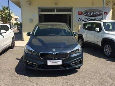 usata BMW 218 Active Tourer d Luxury HEAD UP DISP PELLE LED