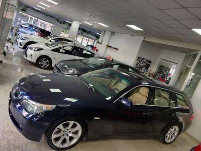 usata BMW 535 D Touring Eccelsa