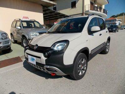 usata Fiat Panda Cross 1.3 Multijet 95cv Euro6 4x4 5 Posti