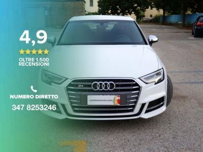 usata Audi A3 SPB 2.0 TFSI quattro