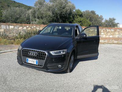 used Audi Q3 2.0tdi garanzia led gancio traino