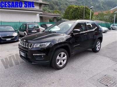 usata Jeep Compass NEW 2.0 Multijet 140cv 4WD AT9 LIMITED