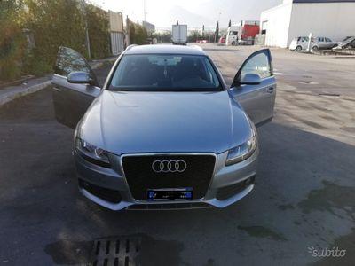 brugt Audi A4 2.0 tdi 140cv avant multitronic