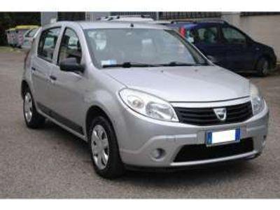 usata Dacia Sandero 1.2 16V GPL 75CV Blackline