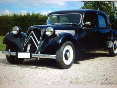 usata Citroën Traction Avant LIMOUSINE