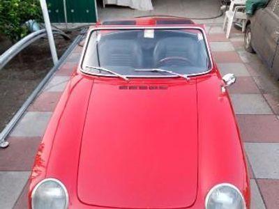 usado Fiat 850 spider 1965