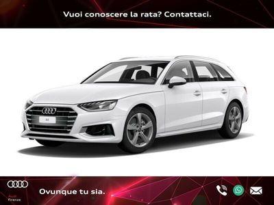 usata Audi A4 avant 35 2.0 tfsi mhev Business Advanced 150cv s-tronic