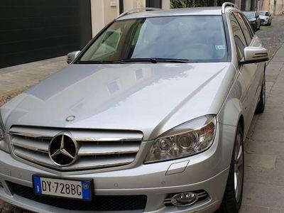 usata Mercedes C350 CDI S.W. 4Matic Avantgarde