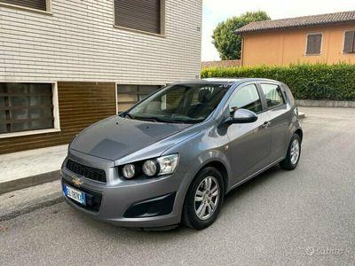 usata Chevrolet Aveo 1.3 EURO5A 97.000km