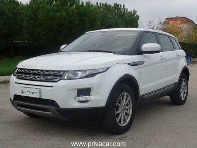 usata Land Rover Range Rover evoque Evoque I 2.2 td4 Pure 150cv 5p