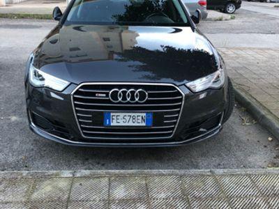 brugt Audi A6 anno 2016 190 cv