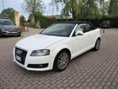 usata Audi A3 Cabriolet 2.0 TDI - Climatronic/Aux/Sensori