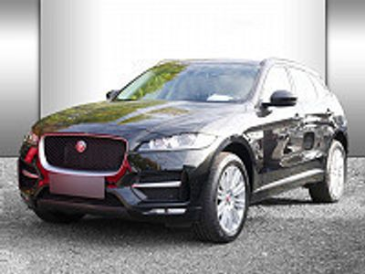 usata Jaguar F-Pace 30d Awd R-sport R-sport Awd Xenon Navi Ka