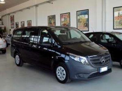 usata Mercedes Vito 2.2 114 cdi tourer pro long tagliando nuovo diesel