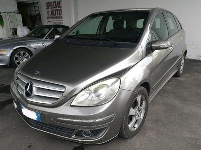 used Mercedes B200 CDI diesel