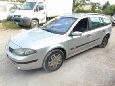 usata Renault Laguna 1.9 dci 120 cv grandtour diesel station wagon manuale argento