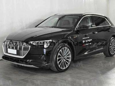 usata Audi E-Tron e-tron - 55 quattro Advanced del 2019 usata a Perugia