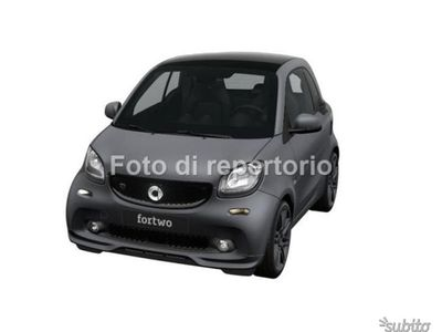 used Smart ForTwo Electric Drive Coupé Brabus Style