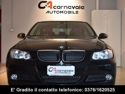 usata BMW 130 320 d BERLINAkW 177 CV,AUTOM.,PELLE TOTALE ROSSA rif. 13252162
