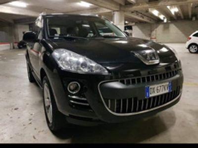 brugt Peugeot 4007 2.2 HDi 156CV DCS Féline