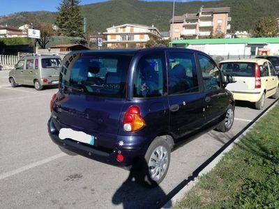 usata Fiat Multipla 115 CV JTD ANNO 2003