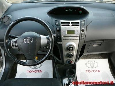 usata Toyota Yaris 1.4 D-4D 5 porte M-MT Sol