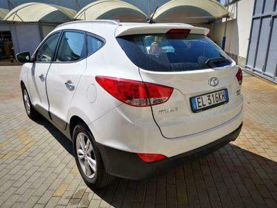 begagnad Hyundai ix35 ix351.7 CRDi 2WD Comfort