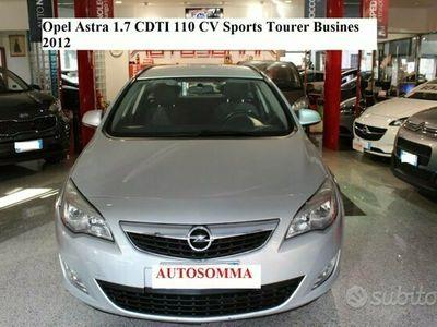 usata Opel Astra 1.7 CDTI 110 CV Sports Tourer Busines