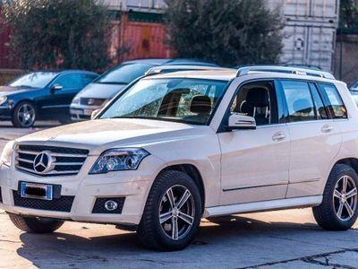 usata Mercedes GLK320 CDI 4Matic Chrome