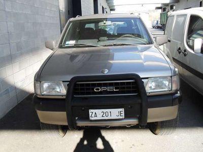 usata Opel Frontera 2.5 turbodiesel 3 porte Sport