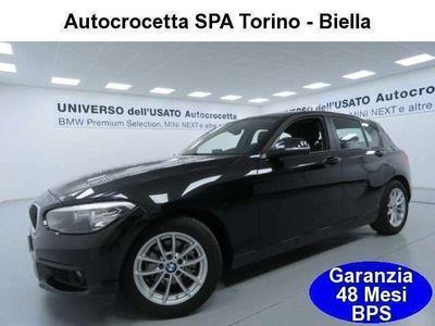 usata BMW 118 d 5p. Advantage Auto EURO 6