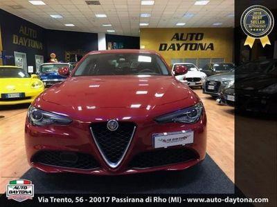 gebraucht Alfa Romeo Giulia 2.0 Turbo 200 CV AT8 Super