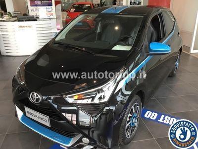 gebraucht Toyota Aygo AYGO1.0B M 5P X-TREND MY18
