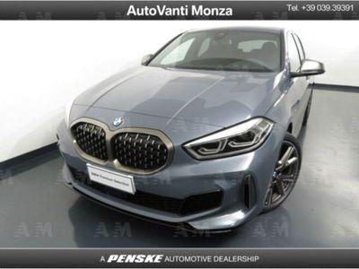 usata BMW M135 Serie 1 i xdrive del 2019 usata a Monza