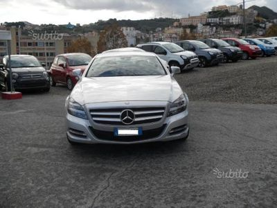 usata Mercedes CLS350 CDI BlueEFFICIENCY ANNO 2014