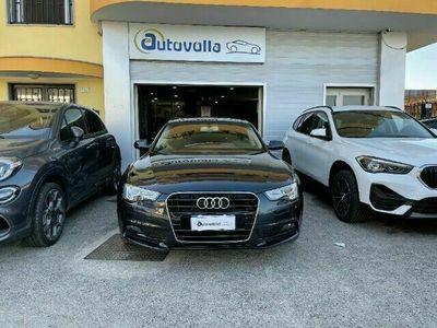 usata Audi A5 SPB 2.0 TDI 190 CV clean diesel multitroni