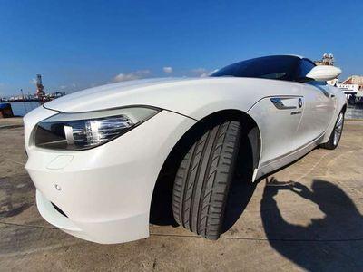 usata BMW Z4 sDrive20i rimappata con scarico Supersprint.