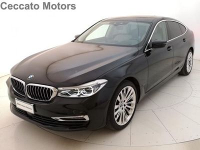 usata BMW 630 d xDrive Gran Turismo Luxury