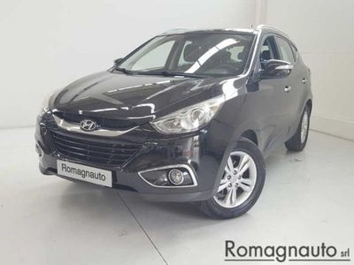 "used Hyundai ix35 1.7 CRDi 2WD Style - Pelle/Tessuto - Cerchi 17"""