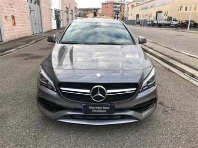 usata Mercedes CLA45 AMG S.W. 4MATIC DEL 2017