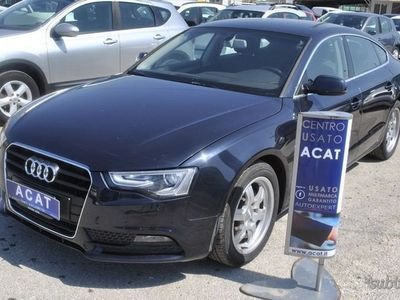 usata Audi A5 SPB 2.0 TDI 190 CV clean diesel multi...