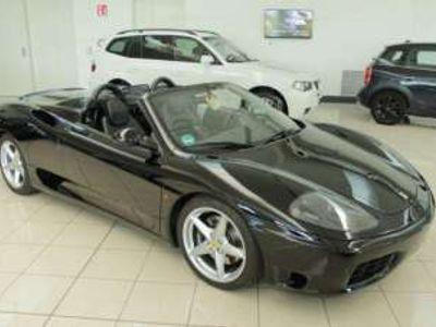 usata Ferrari 360 MODENA Spider F1 400cv pelle cambio al volante
