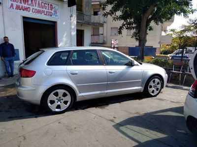 usata Audi A3 SPB 2.0 TDI F.AP. Attraction