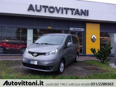 used Nissan Evalia 1.5 dci Acenta 110cv my13